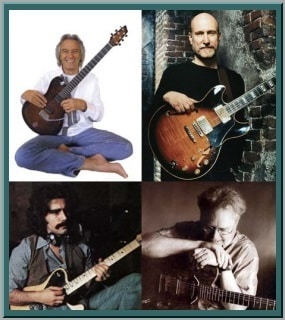 Modern Jazz Guitar Volume 1 at www.RealBookSoftware.com