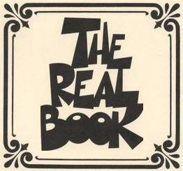 The RealBook Volume 1 at www.RealBookSoftware.com