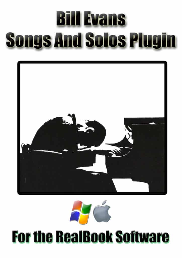 Bill Evans Songs and Solos Plugin for the RealBook Software
