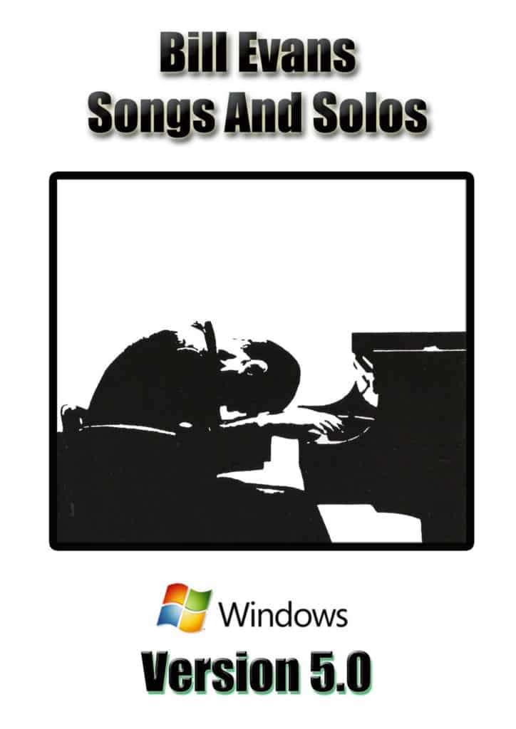 Bill Evans Songs and Solos For Windows
