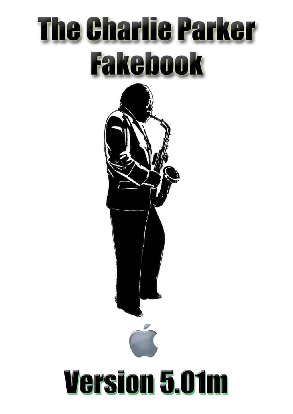 Order the Charlie Parker Fake Book Software by www.RealBookSoftware.com