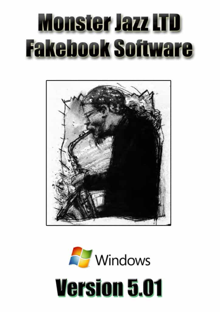 Monster Jazz Fake Book Software For Windows