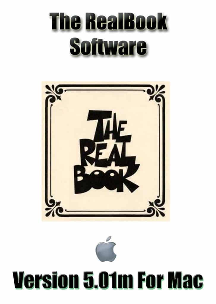 Real Book Software Volume 2 for Mac