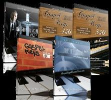 GospelKeys Advanced Collection